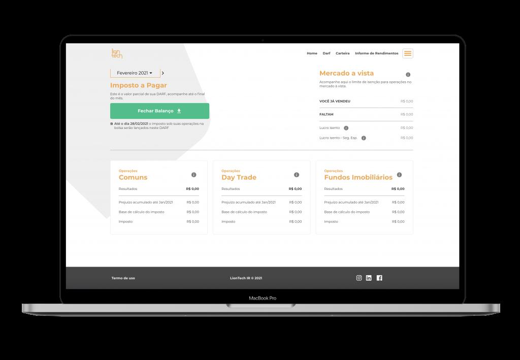Plataforma Liontech2 - LionTech